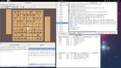 gshogi screenshot open windows