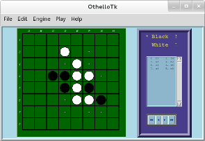 othellotk screenshot